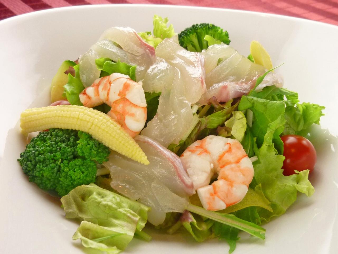 イタリアン海鮮サラダ